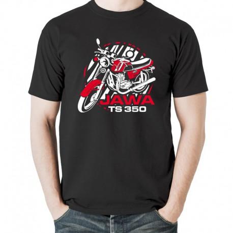 KOSZULKA MĘSKA JAWA TS 350
